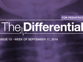 Marijuana, antibiotics, and lithium monotherapy: This week's pediatrics briefing