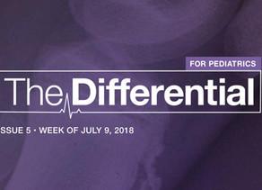 Vomiting, texting, and knee pain: This week's pediatrics briefing