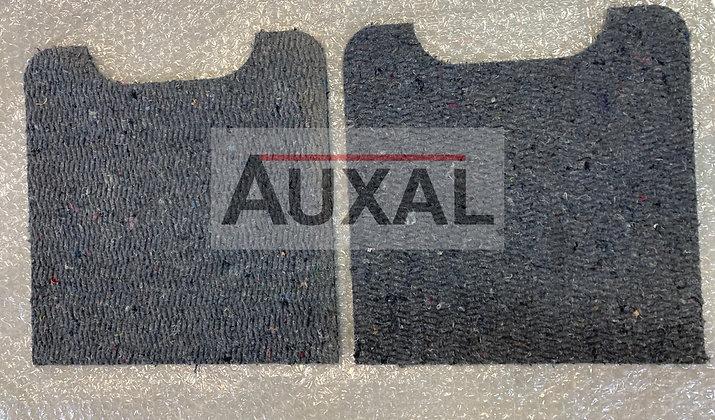 Isolant thibaude plancher arriere Renault 5 R5 rear floor insulation