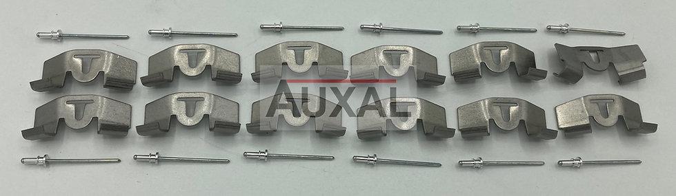 Clip - agrafe bas de caisse R5 Super 5 Renault 5 GT Turbo sill 7703080051