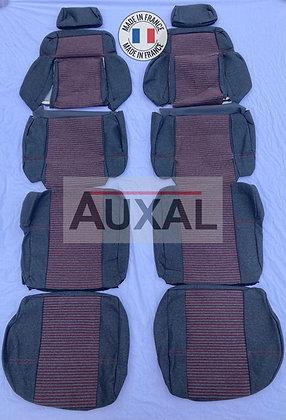 Interieur siege sieges garniture 205 GTI MONACO tissus seat cover interior