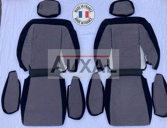 Interieur siege avant garniture Renault 5 R5 Super 5 GT Turbo phase 1 seat