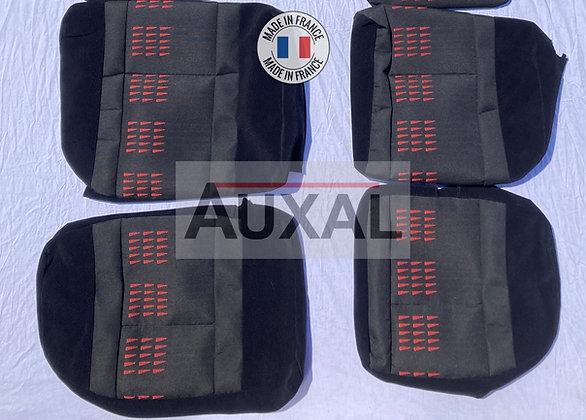 Interieur siege arriere garniture Renault 5 R5 Super 5 GT Turbo phase 2 seat