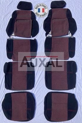 Interieur siege sieges garniture 205 GTI BIARRITZ tissus seat cover interior