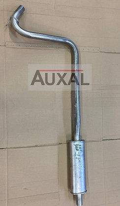 Silencieux central origine Renault 5 R5 GT Turbo phase 2 exhaust silencer
