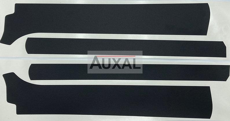 Sticker portes - porte - portiere 205 GTI B-pillar sticker