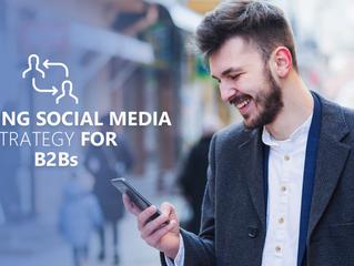 4 ways to create a profitable B2B social media strategy