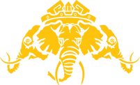 lao laan xang elephant logo