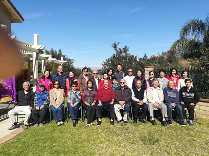 Chinese New Year Spring Potluck in Los Angeles