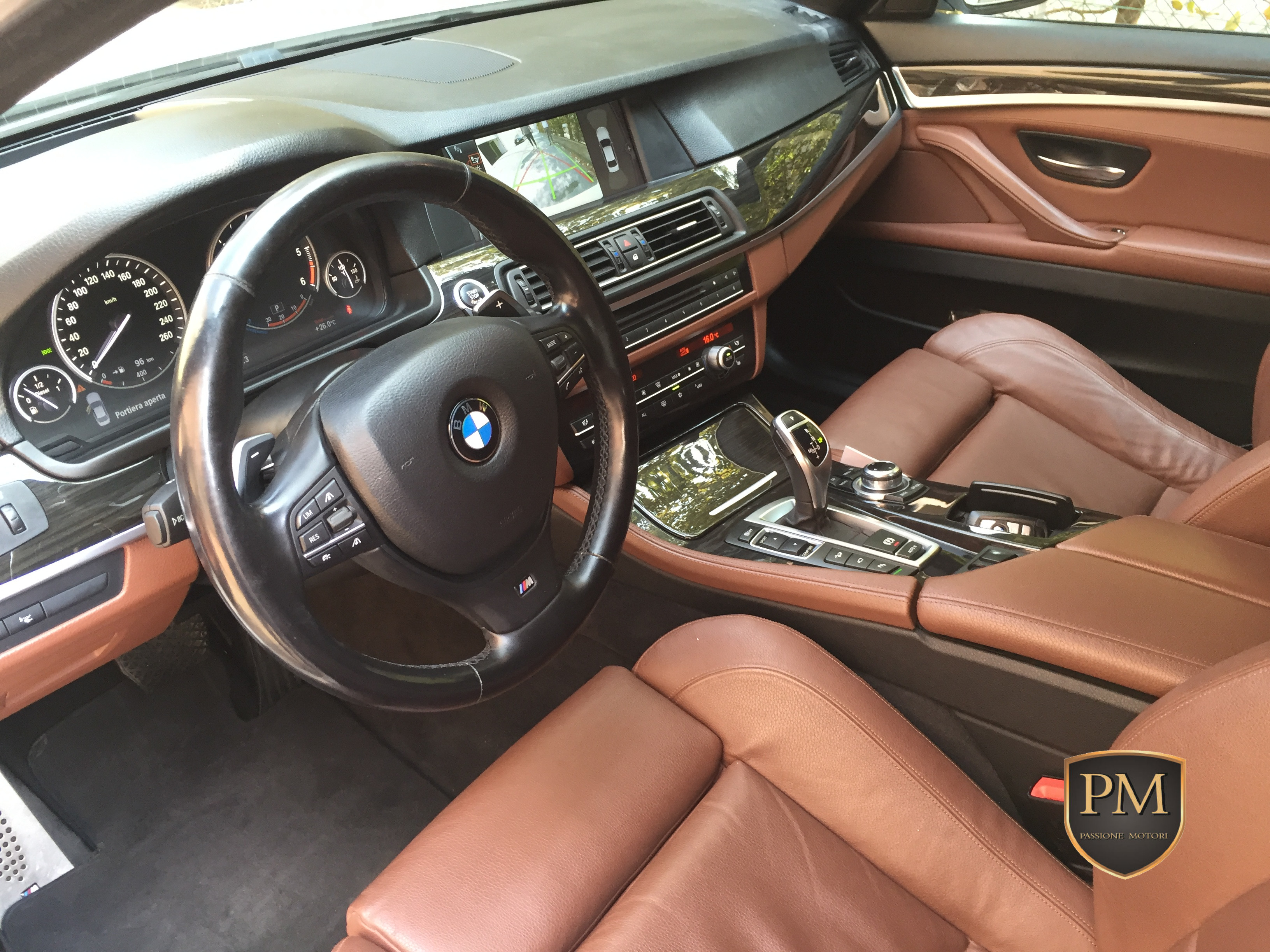 BMW 535d M SPORT BIANCA 4