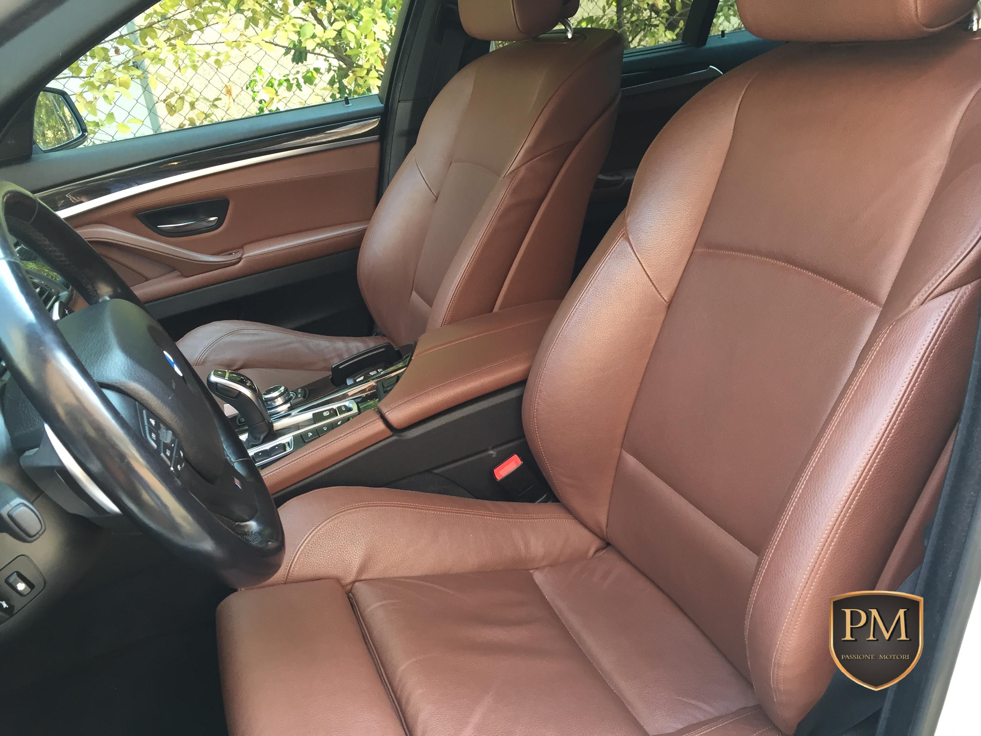 BMW 535d M SPORT BIANCA 5