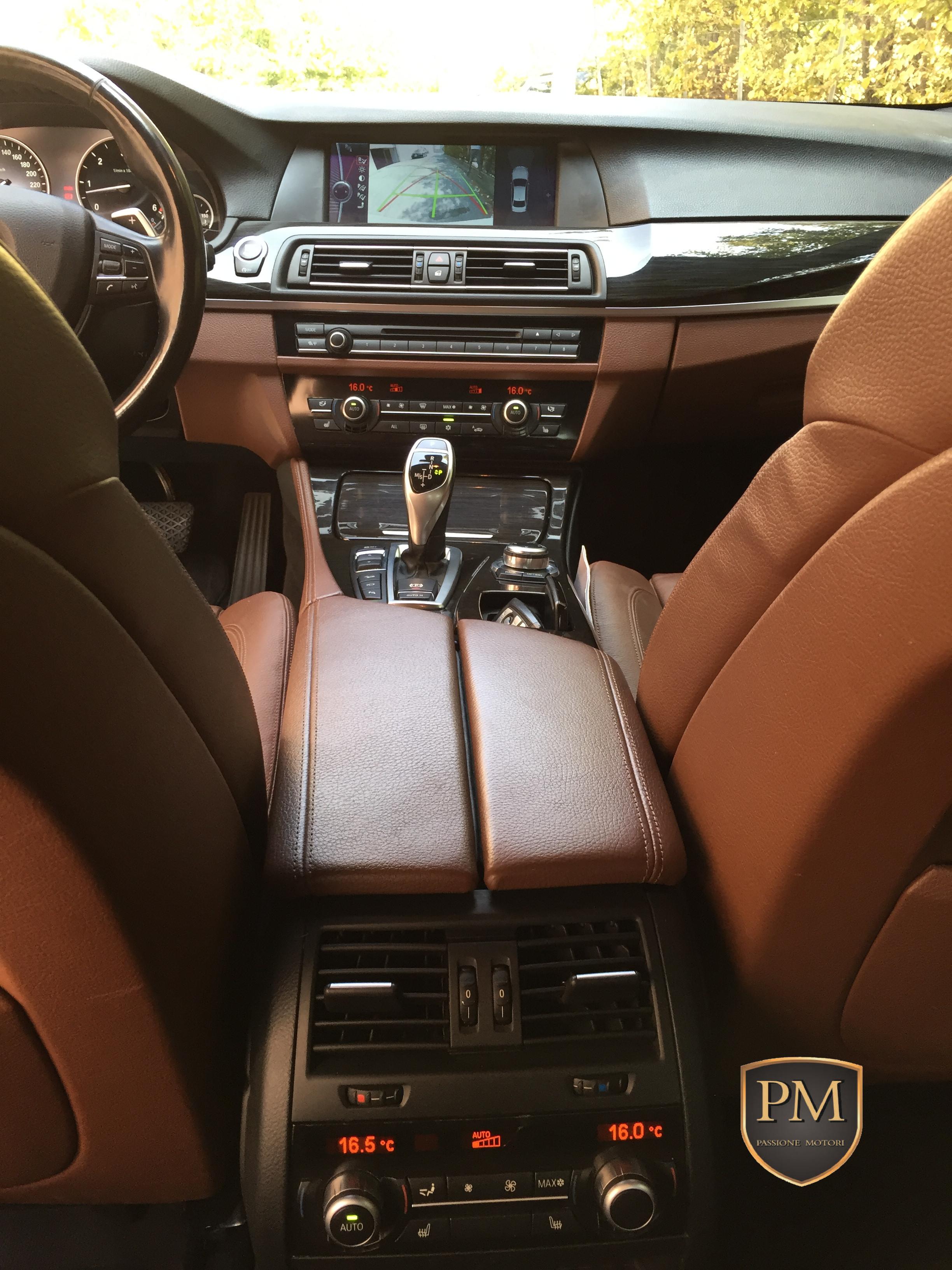 BMW 535d M SPORT BIANCA 8