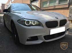 BMW 535d M SPORT BIANCA