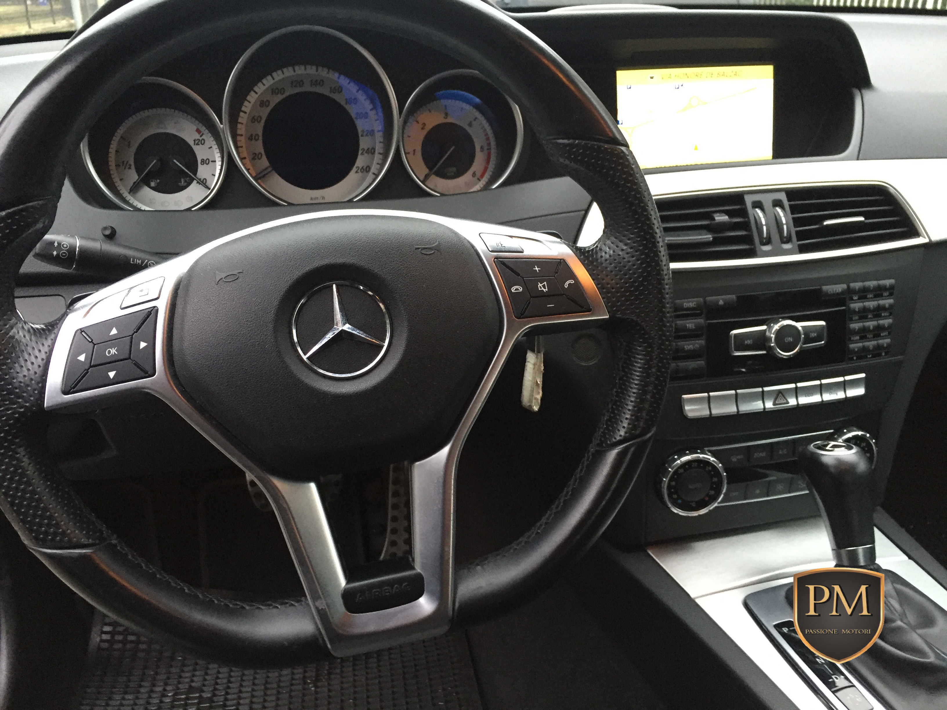 C 250 COUPE' BIANCA 3