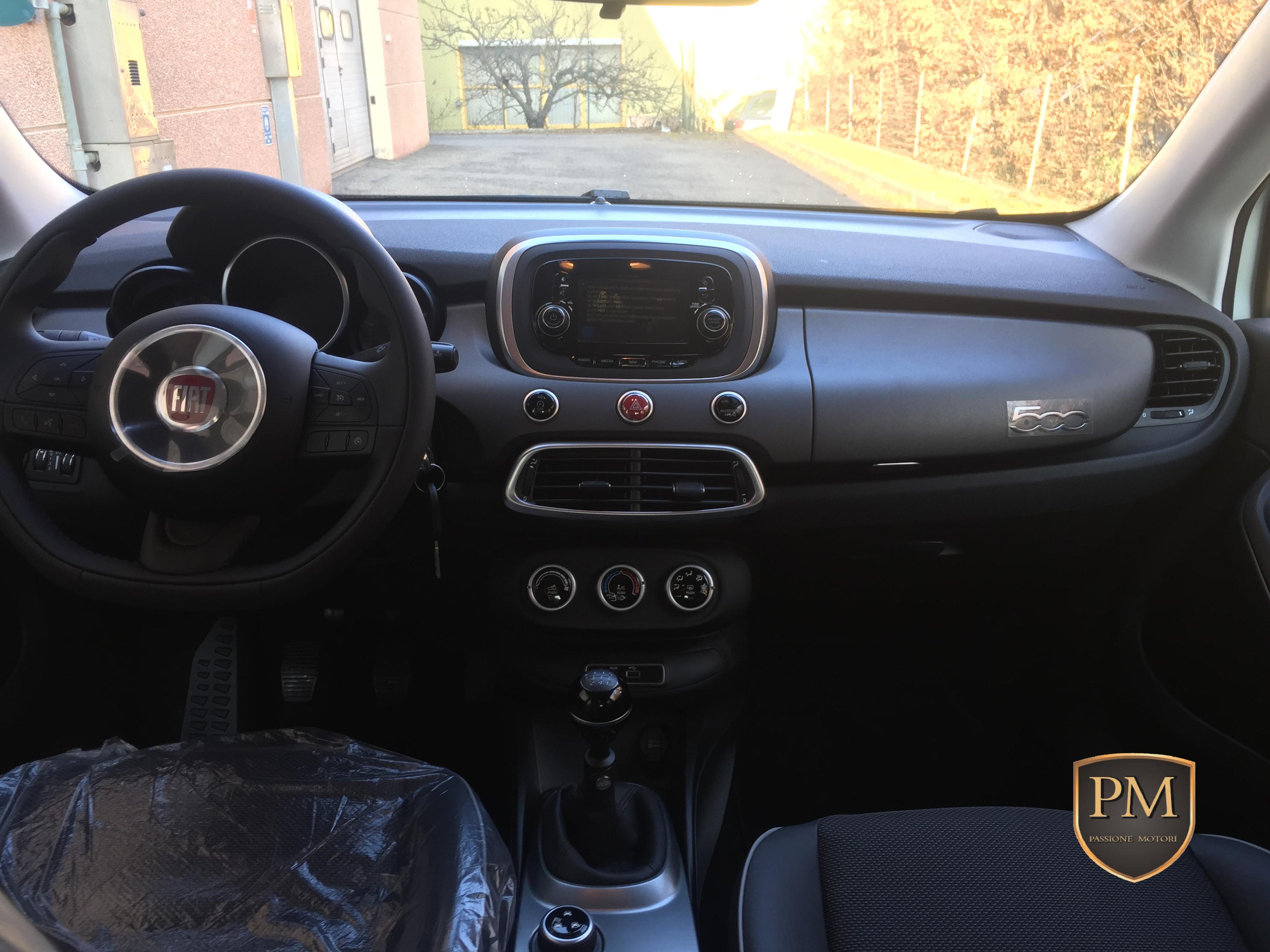 FIAT 500X 1.6 MJT BIANCA 5