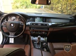 BMW 535d M SPORT BIANCA 7