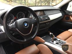 BMW X6 BIANCA 6