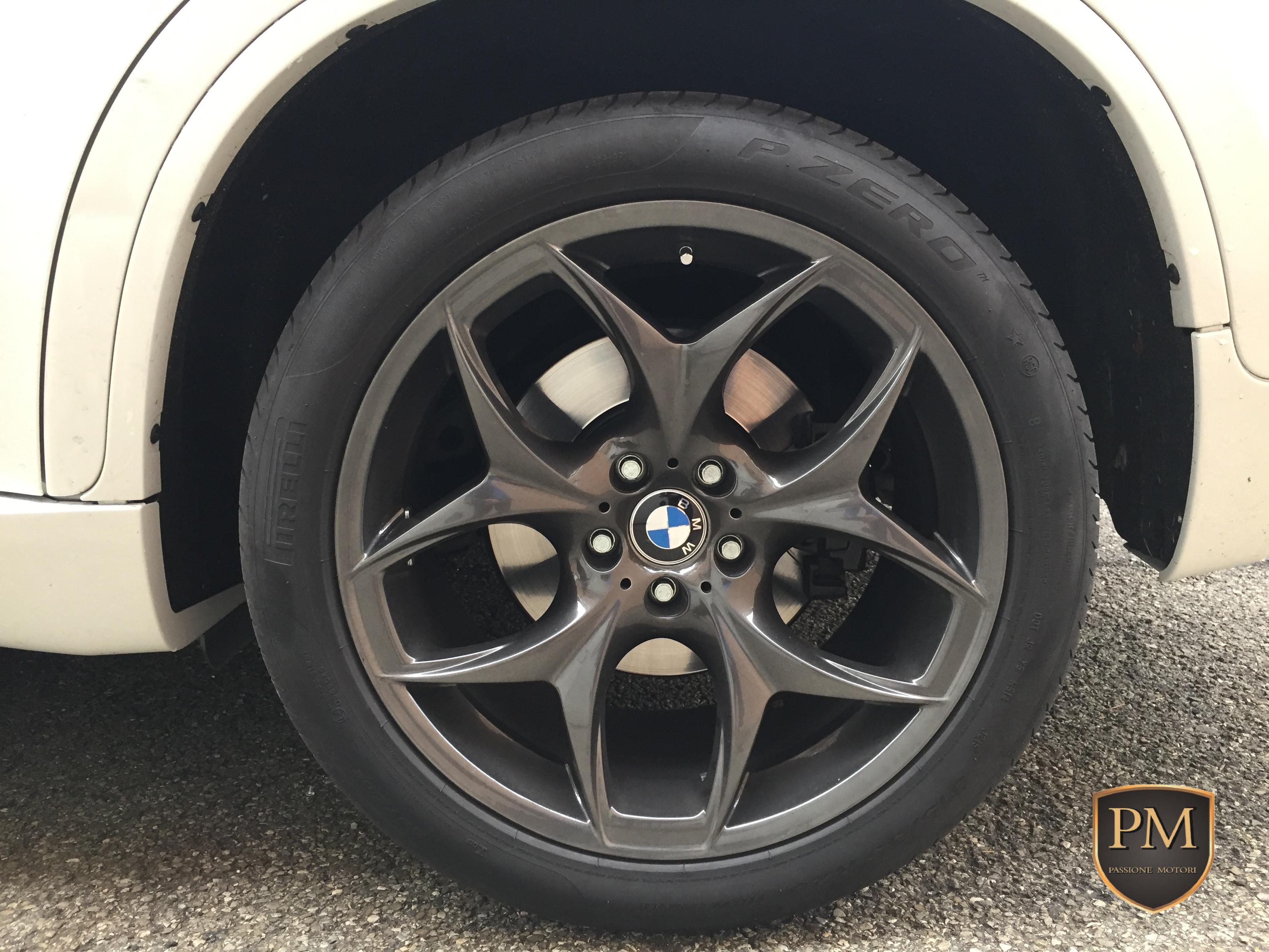 BMW X6 BIANCA 7