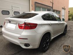 BMW X6 BIANCA 2
