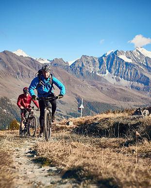 Mountain Biking