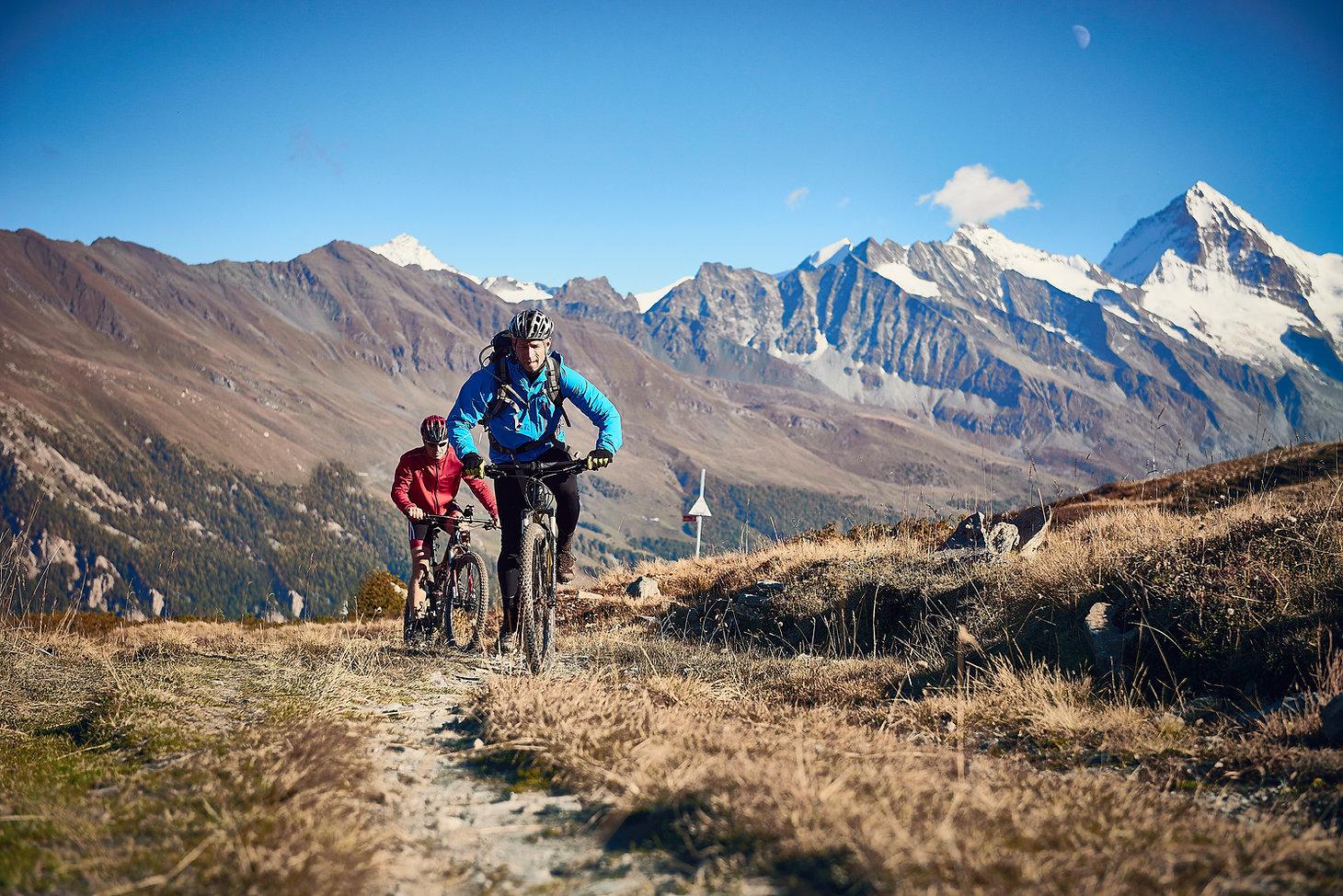 Mountainbiking