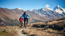 Endless adventure mountain biking from Telluride to Moab on multi-day hut trip