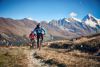 Leukerbad Mountainbike