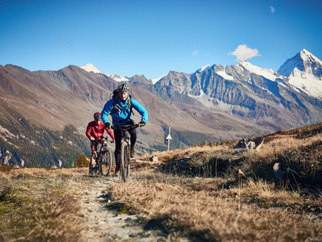 Top 5 Best Fat Tire Mountain e-Bike Trails in UK