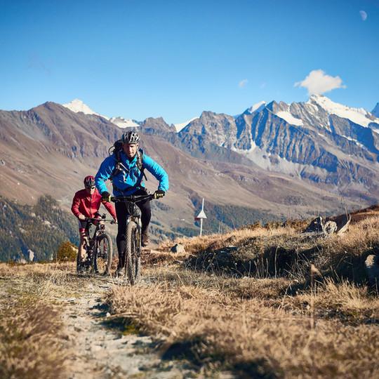 VTT, Mountain bike