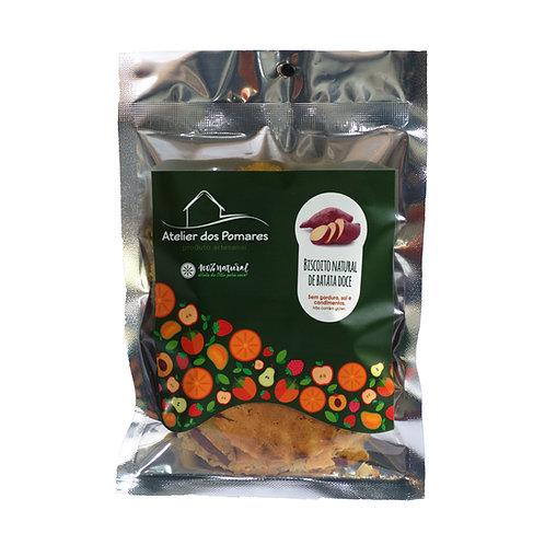 Biscoito natural de Batata Doce 60g