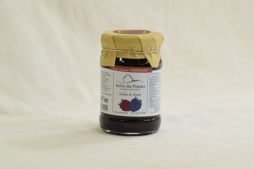 Geleia de Amora c/Açúcar demerara 220g