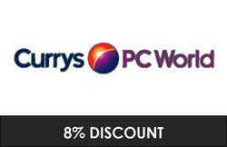 Currys - 8% Off
