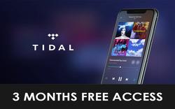 Tidal - 3 Months Free