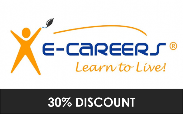 E Career = 30% Off