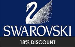 Swarovski - 18% Off
