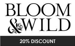 Bloom & Wild - 20% Off