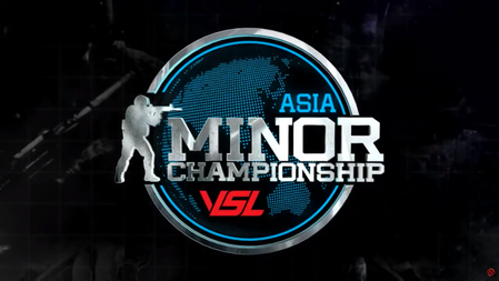E-LEAGUE ASIA MINOR CHAMPIONSHIP  |  2018