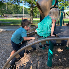 Trip to the local park