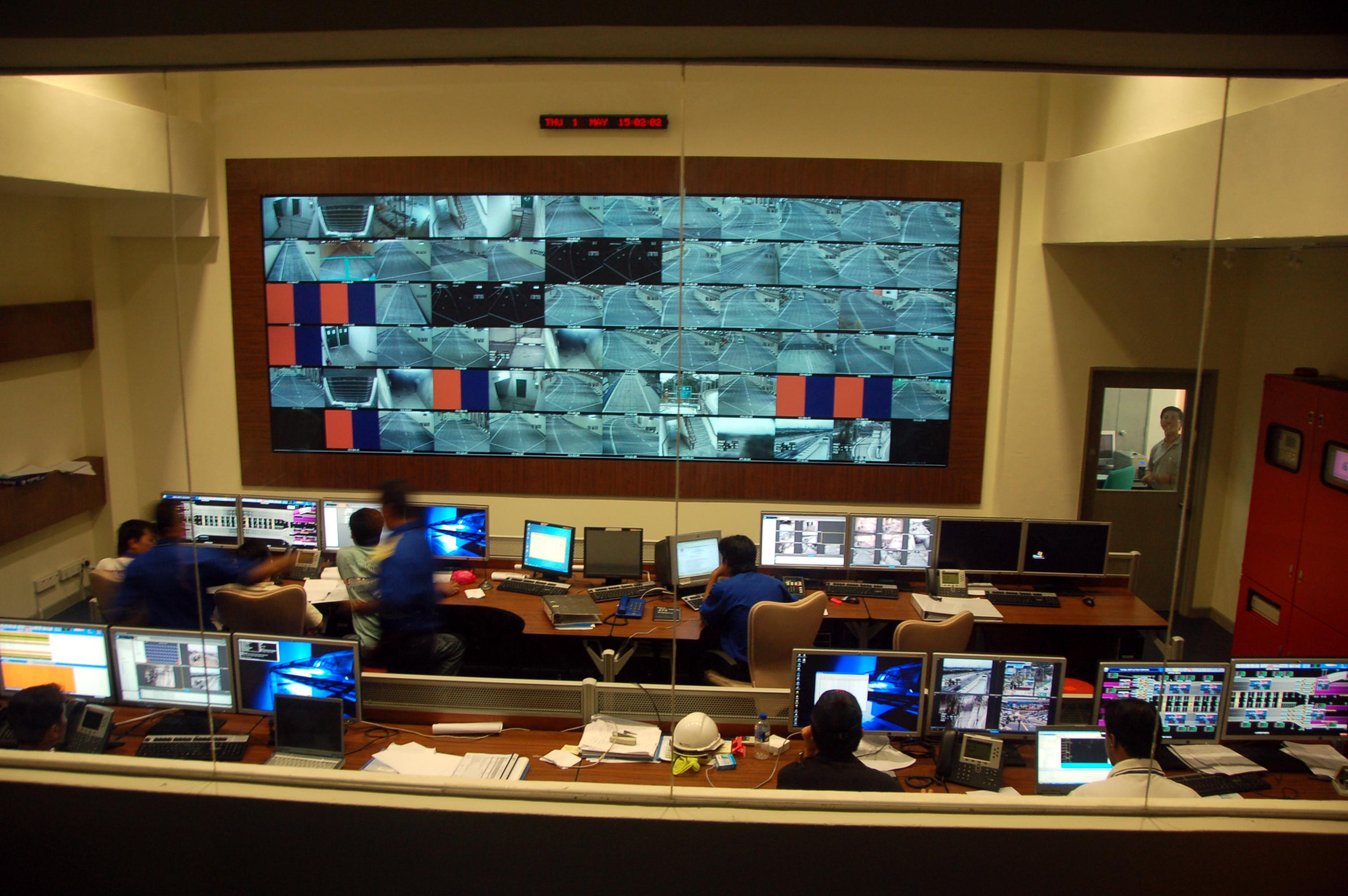 Command & Control Centre