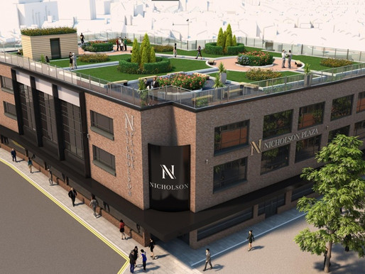 StHelensStar: Plans for 28 luxury apartment and rooftop terrace development