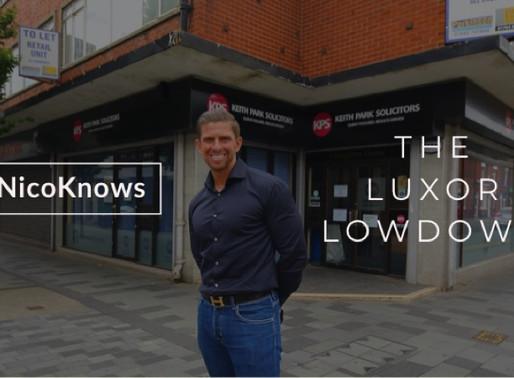 #NicoKnows: The Luxor Lowdown