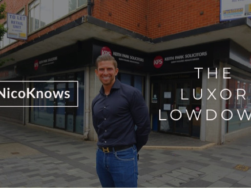 #NicoKnows: The Luxor Lowdown