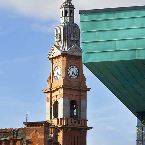 ST HELENS REPORTER:  Time for a change for the Beechams Clock Tower