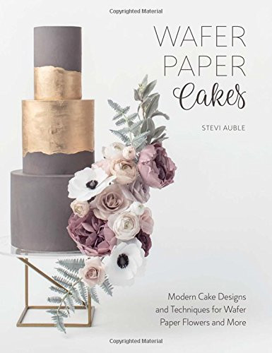 Wafer Paper Cakes Book