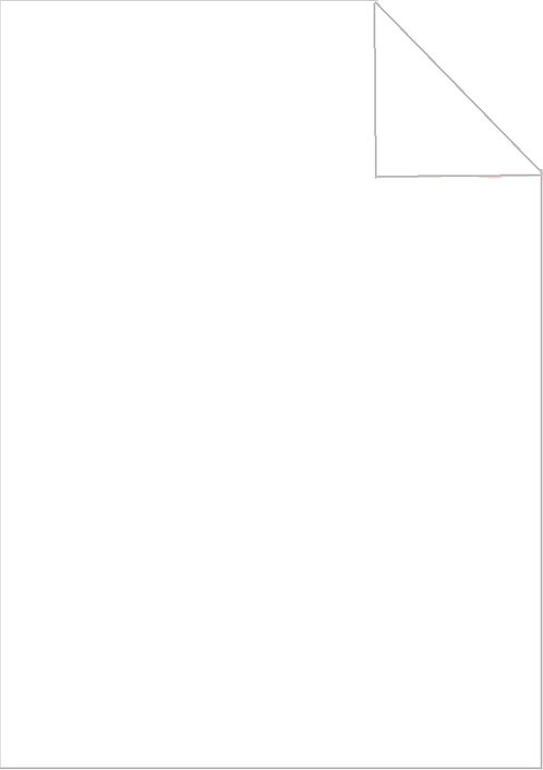 wafer paper- white