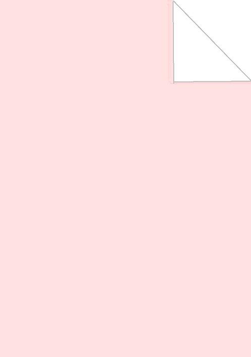 wafer paper- light pink