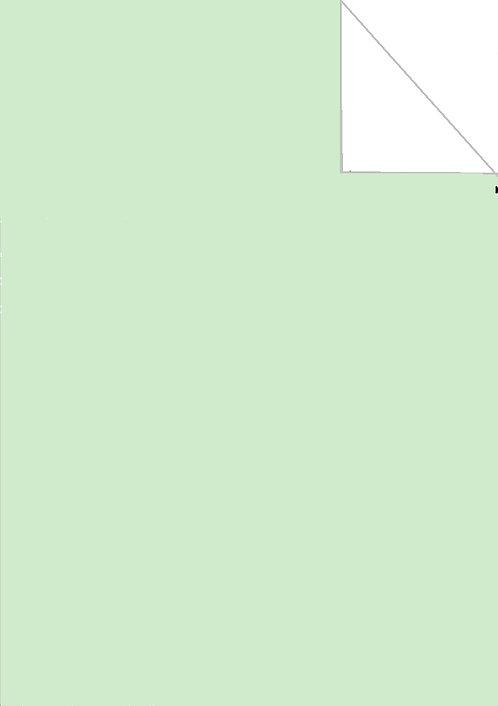wafer paper- mint green