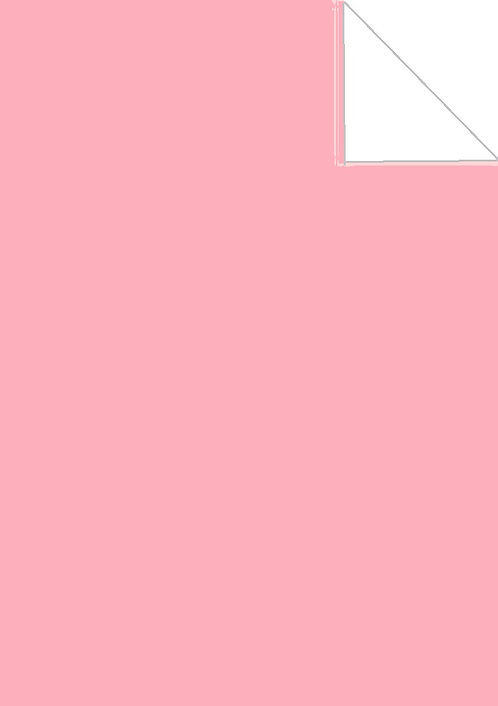 wafer paper- pink