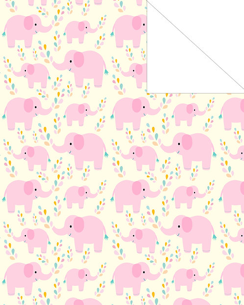 Elephant- pink