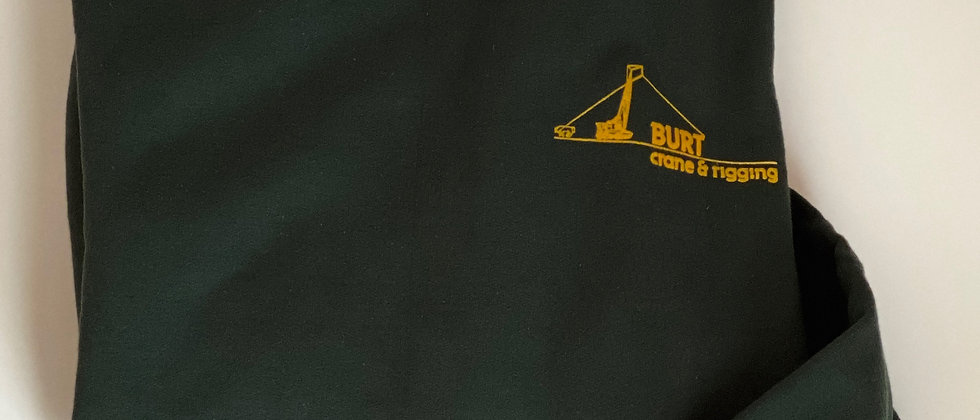 BURT Sweatshirt Without Hood